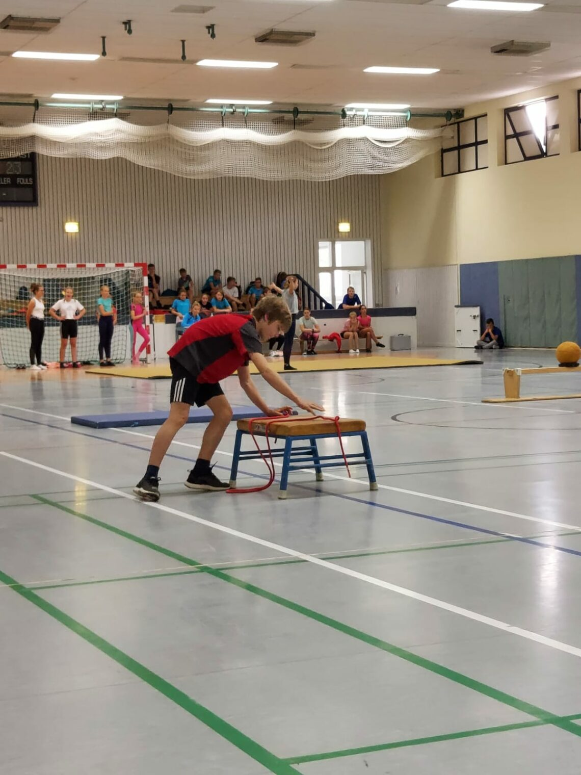 Athletikwettkampf